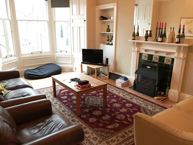 Student Flat in Edinburgh|5 Bed|Private Landlord|HMO