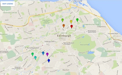 Student Flats Edinburgh|Marchmont | Edinburgh Festival Apartments