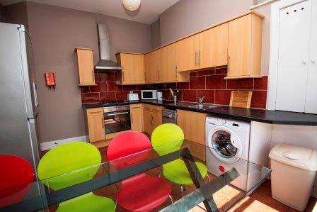 Cheap student flat in Edinburgh
